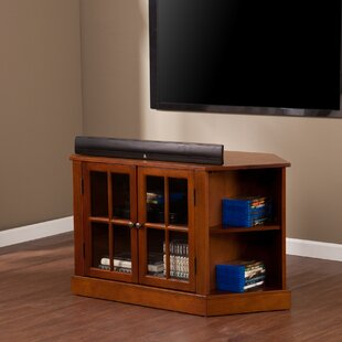 Lasalle Corner TV Stand for TVs up to 43 By Darby Home Co
