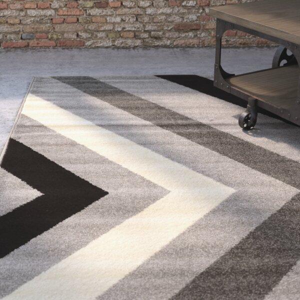 Los Altos Black Area Rug by Trent Austin Design