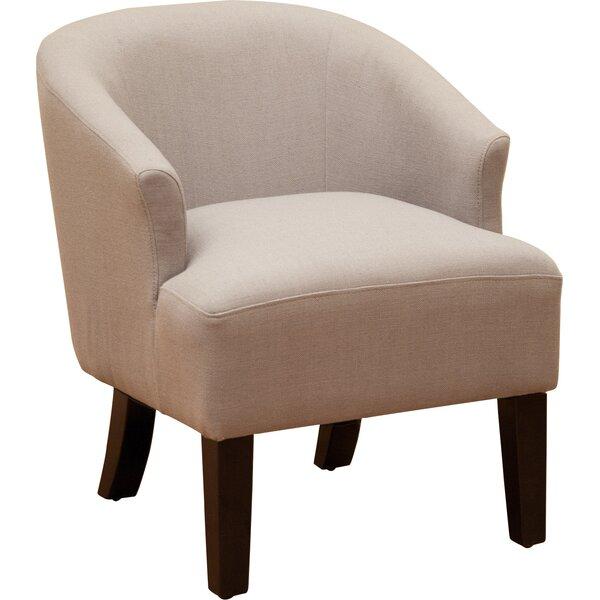 Baltic Barrel Chair by Ebern Designs