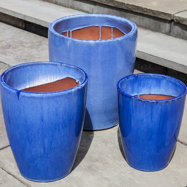 Element 3-Piece Pot Planter Set by Campania International