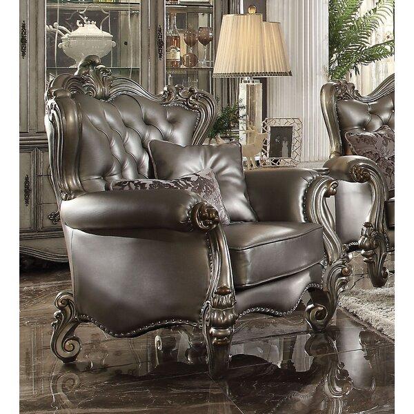 Dinges Armchair by Astoria Grand Astoria Grand