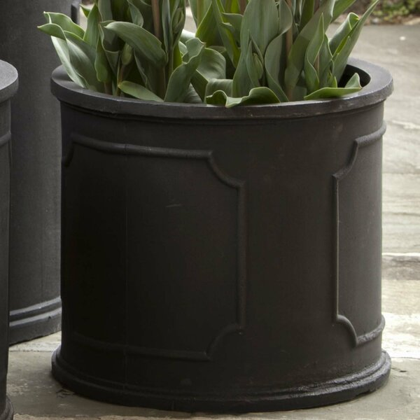 Pacifica Plastic Pot Planter by Campania International