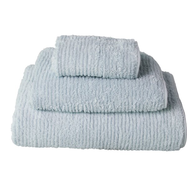 Clintonpark Textured 3 Piece Turkish Cotton Towel Set by Alwyn Home