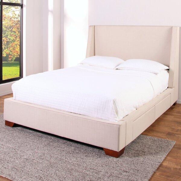 Garold Upholstered Storage Platform Bed by Brayden Studio