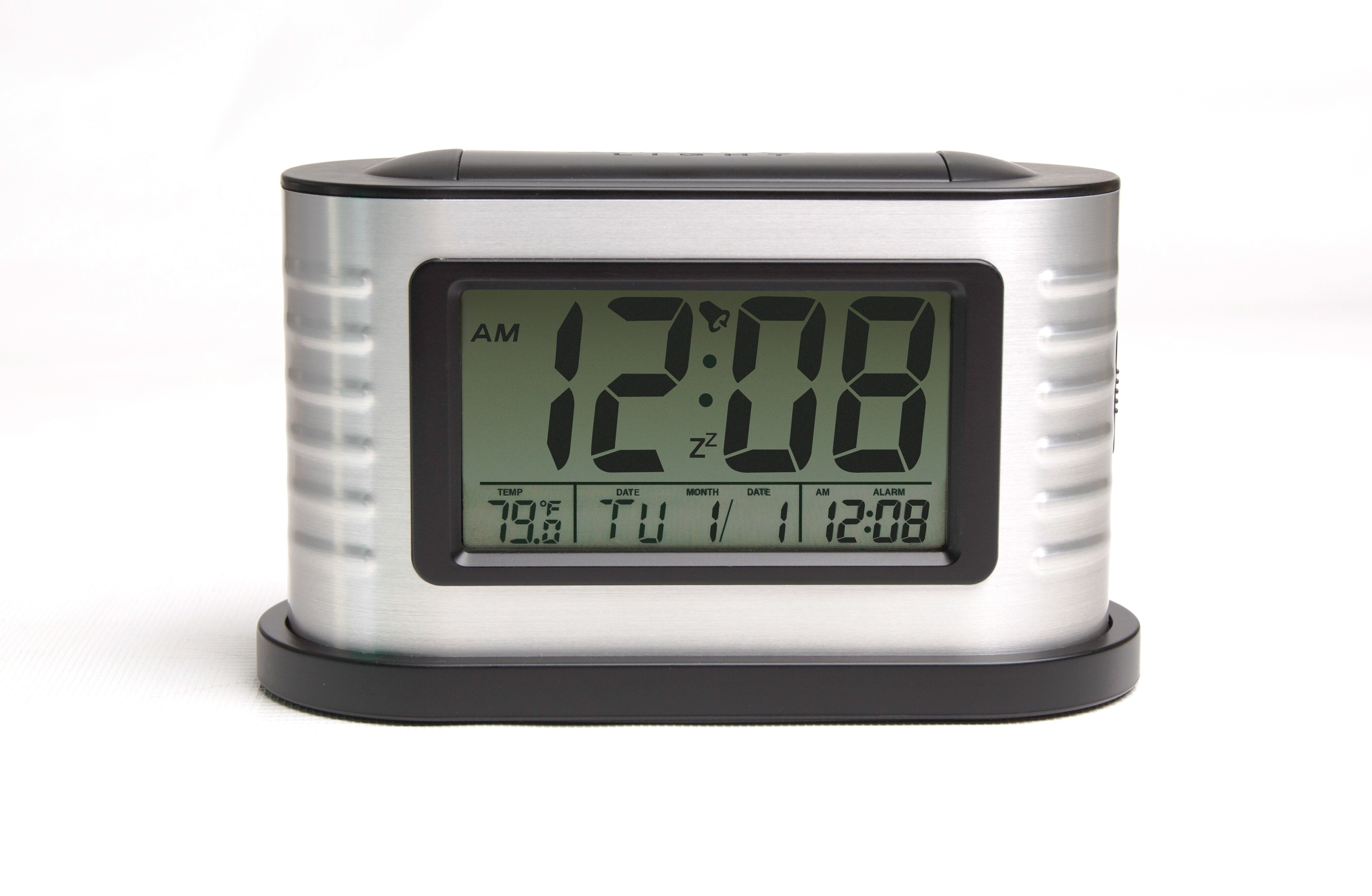 Exceptionnel Orren Ellis Digital Tabletop Clock | Wayfair