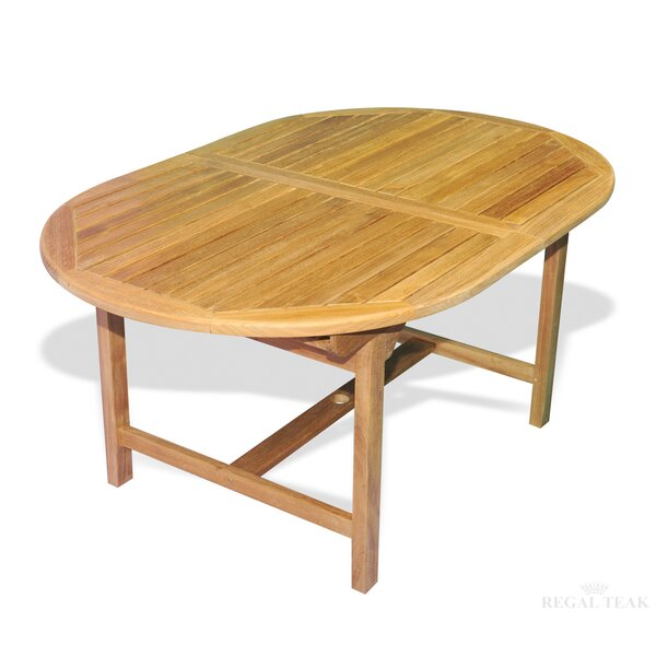 Extension Dining Table by Regal Teak