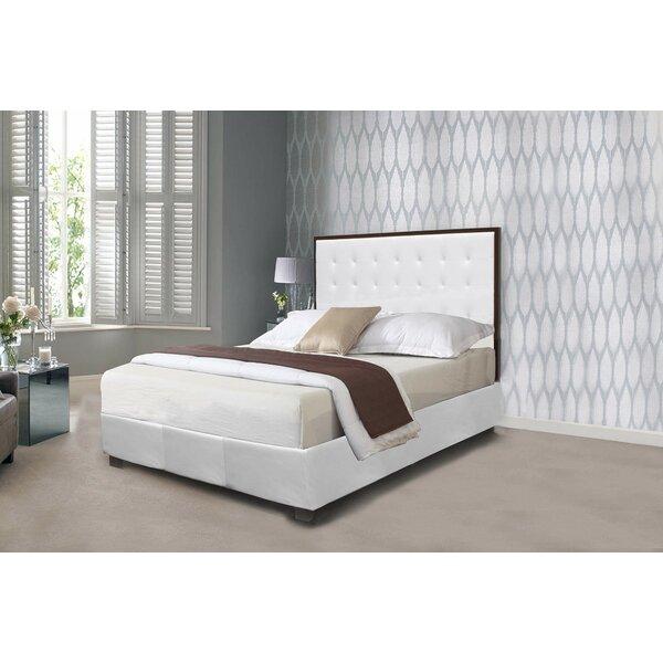 Ishaan Upholstered Platform Bed by Mercer41