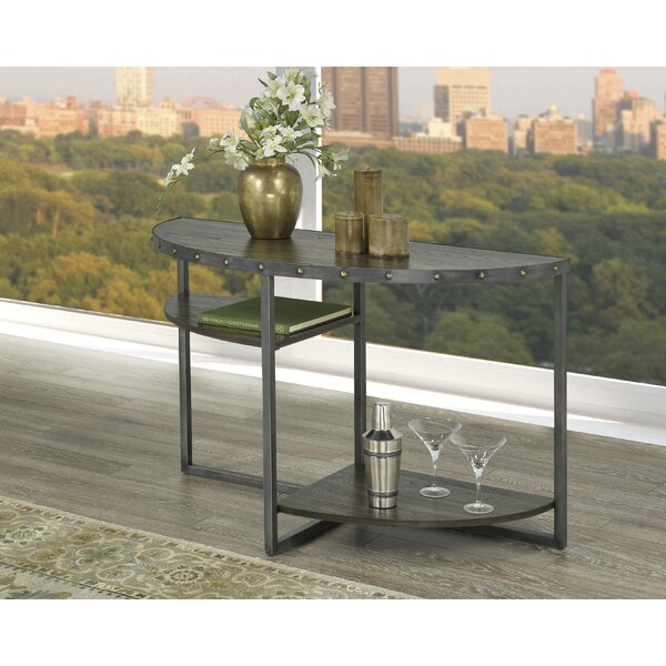 Budd Console Table by Williston Forge