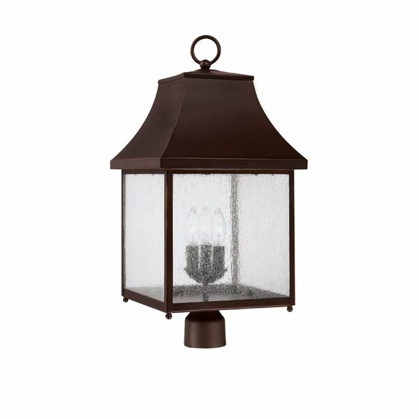 Collins Hill Outdoor 1-Light Lantern Head by Capital Lighting