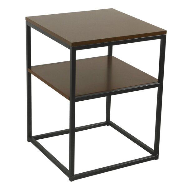 Hafner End Table by Latitude Run