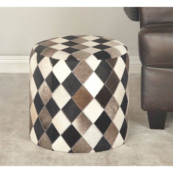 Round Accent Stool by Cole & Grey