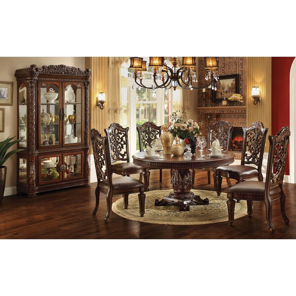 Welles Dining Table by Astoria Grand Astoria Grand