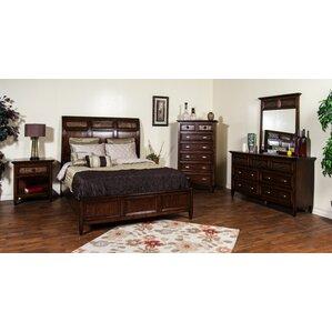 American Prairie Queen Panel Configurable Bedroom Set by Sunny Designs