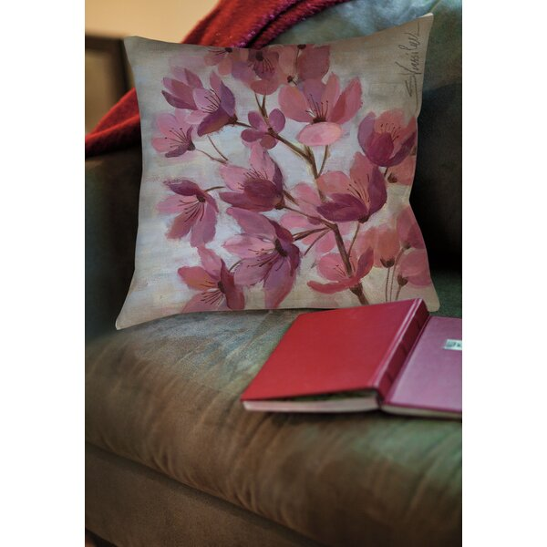 Perrin 1 Printed Throw Pillow by Andover Mills