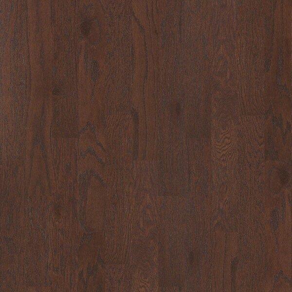 Prestige Oak 4.8 Engineered Oak Hardwood Flooring in Coffee Bean by Shaw Floors