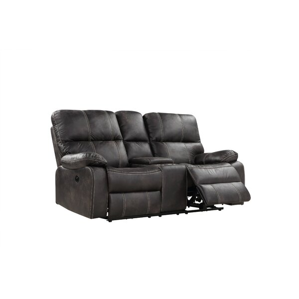 Diorio Reclining Loveseat by 17 Stories 17 Stories