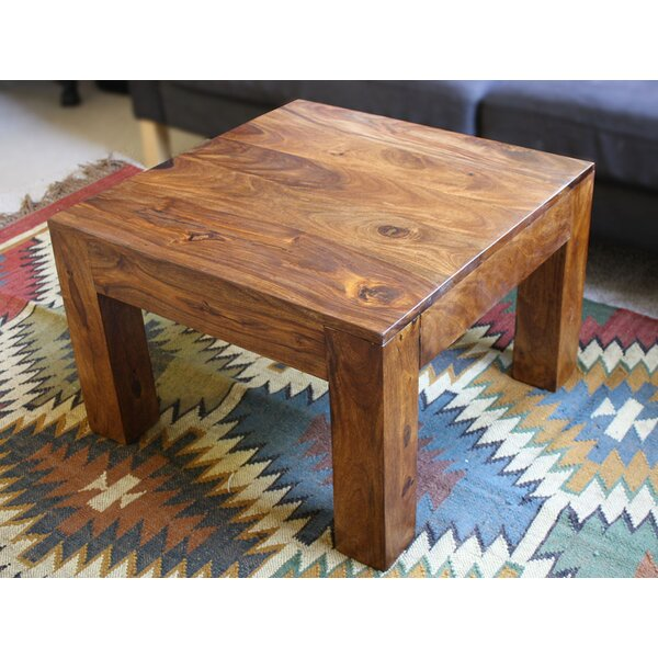 Isaiah Solid Wood Coffee Table By Millwood Pines