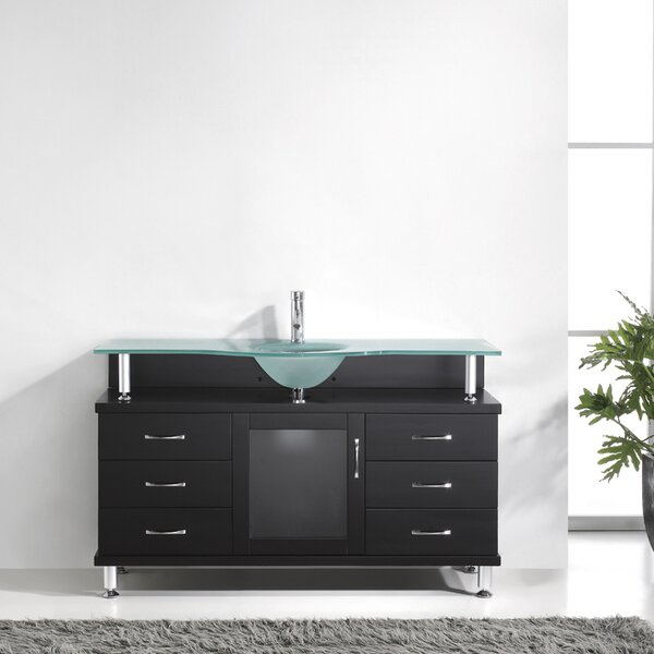 Ataie 55 Single Bathroom Vanity Set