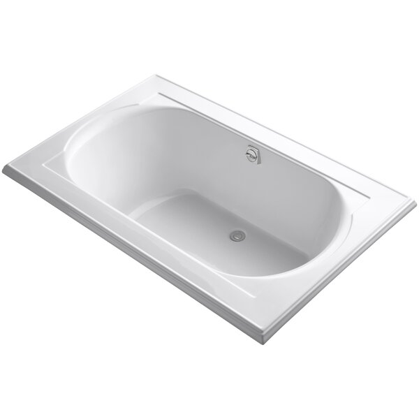 Memoirs 66 x 42 Soaking Bathtub by Kohler
