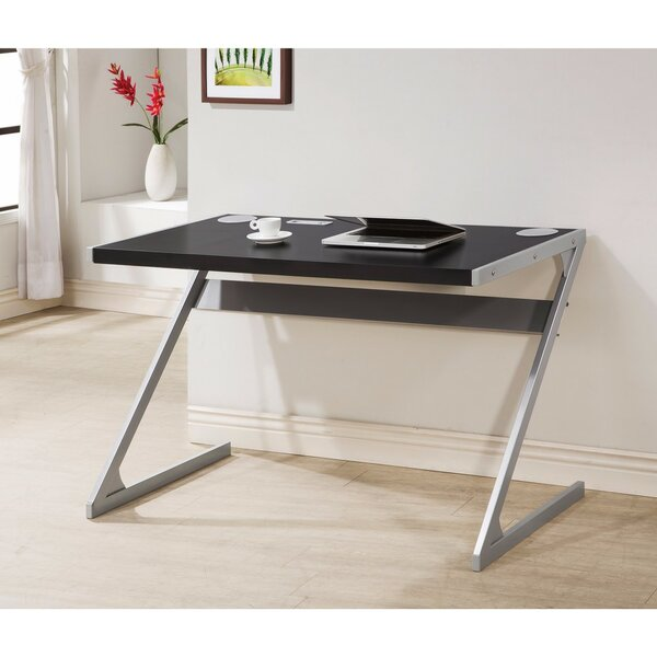 Kuteesa Bluetooth Drafting Table with Metal Base by Latitude Run