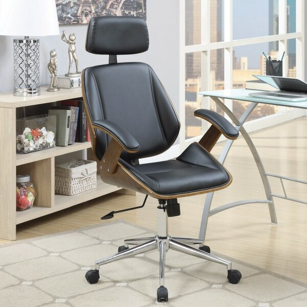 Mary High-Back Executive Office Chair by Brayden Studio