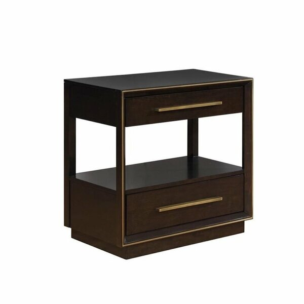 Banwell 2 Drawer Nightstand by Red Barrel Studio Red Barrel Studio