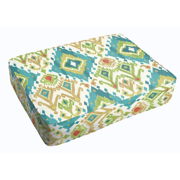 Briget Corded Indoor/Outdoor Floor Cushion by Bungalow Rose