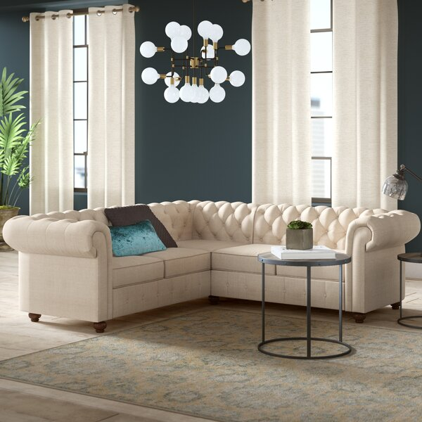 Looking for Quitaque Symmetrical Sectional By Greyleigh Coupon