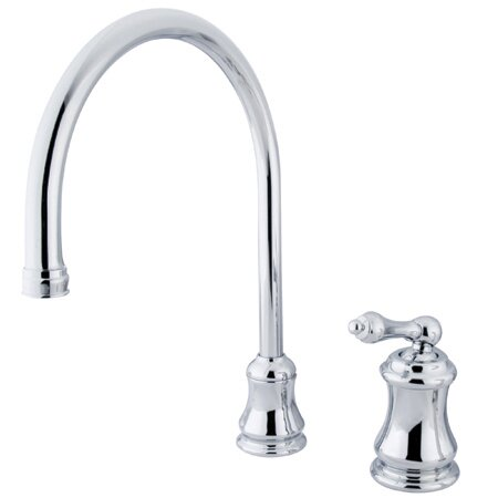 Restoration Single Handle Kitchen Faucet by Elements of Design