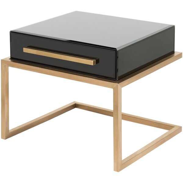 Zariah End Table by Mercer41