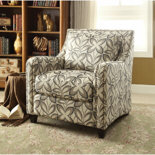 Clayton Pattern Accent Armchair