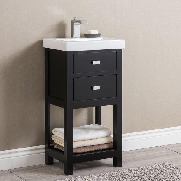 Knighten 18 Single Bathroom Vanity Set by Zipcode Design