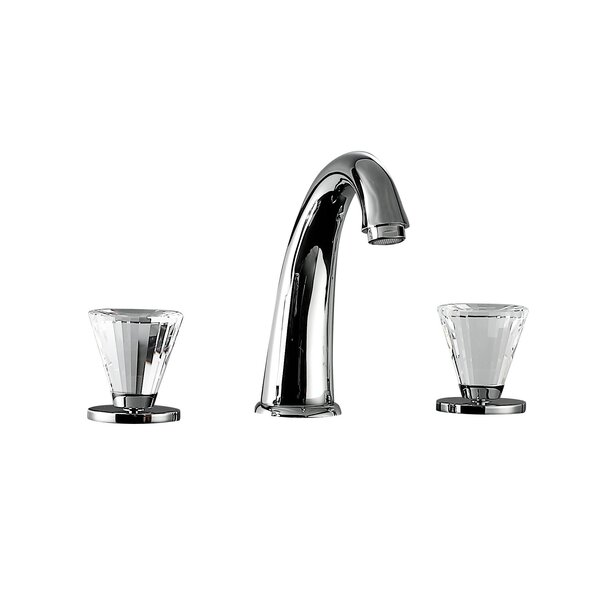 Artik Widespread Bathroom Faucet By Hispania Home