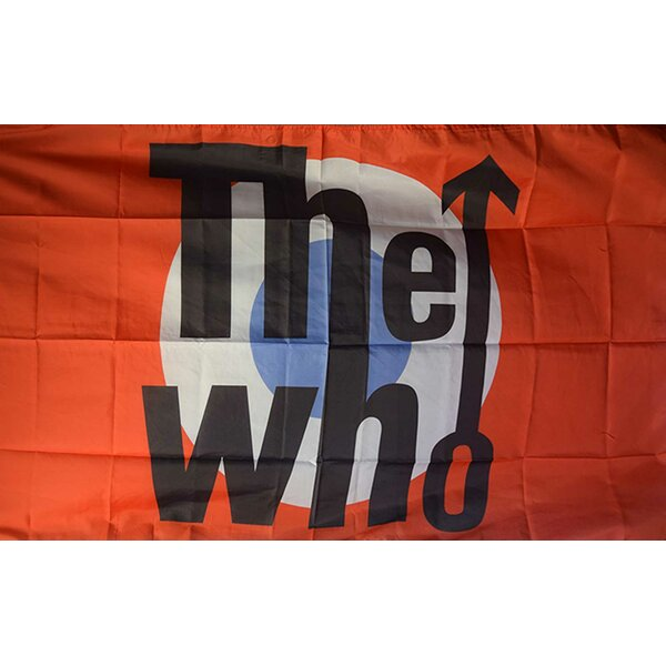 The Who Traditional Flag by NeoPlex