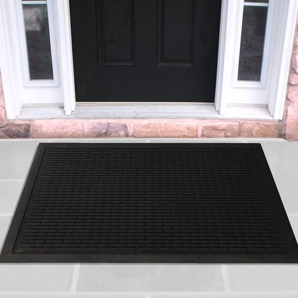 Entrance Scraper Doormat by Ottomanson