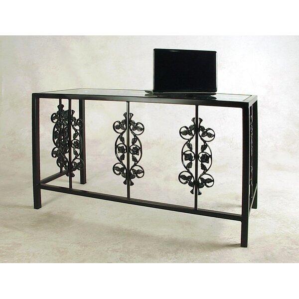 Earp Neoclassic Desk by Astoria Grand