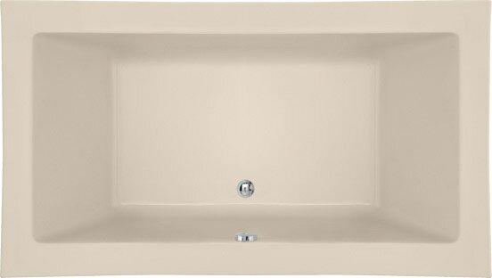 Designer Kayla 74 x 42 Soaking Bathtub by Hydro Systems