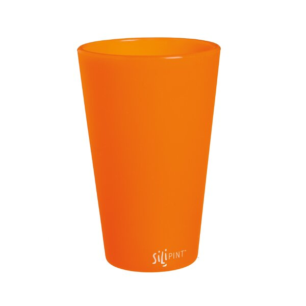 Ruiz 16 oz. Plastic Every Day Glass by Latitude Run