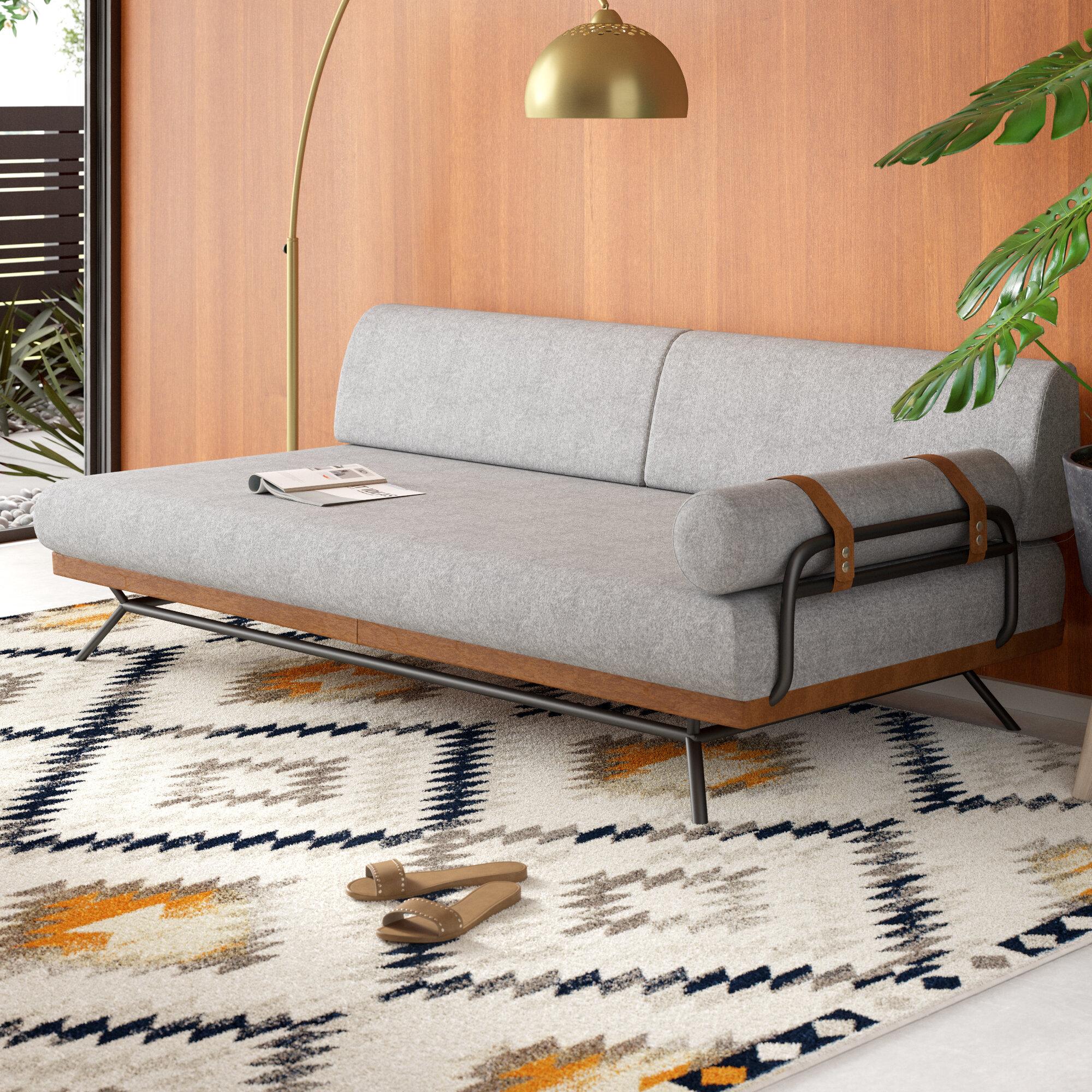 Aidan Sofa Bed Reviews Allmodern
