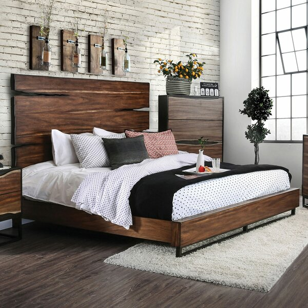 Savoie Wooden Platform Bed by Foundry Select Foundry Select