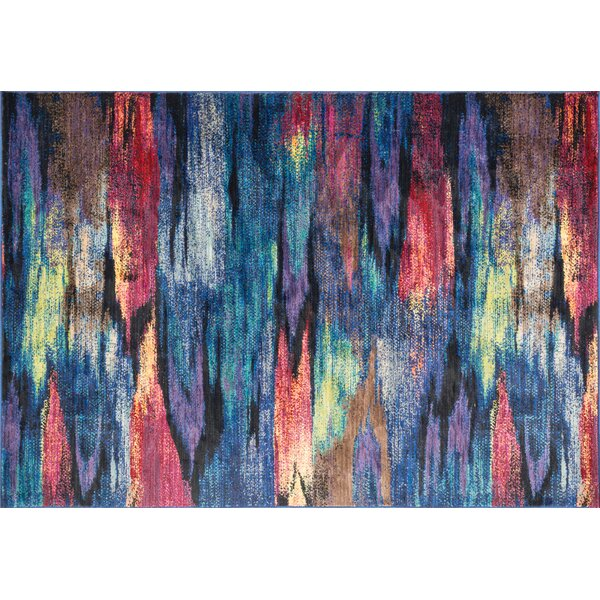 Yanga Peacock Area Rug by Latitude Run