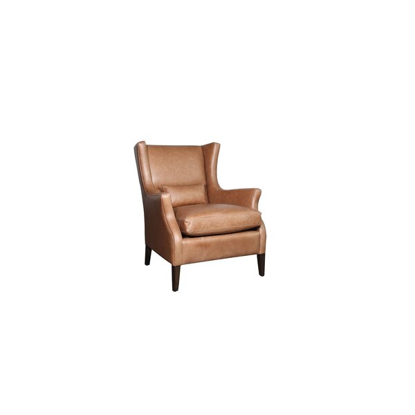 Mossley Wingback Chair By Darby Home Co