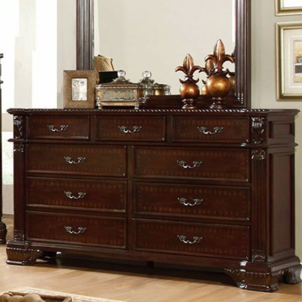 Culcrum 9 Drawer Dresser by Astoria Grand