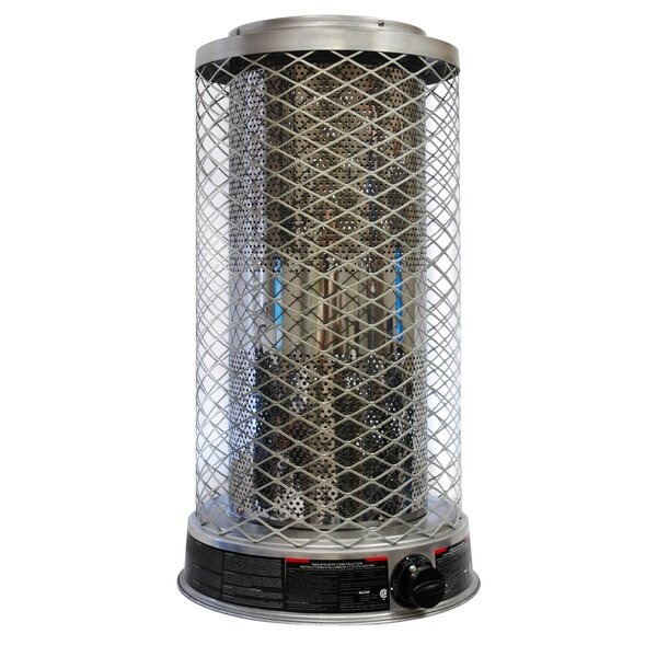 125,000 BTU Portable Propane Radiant Utility Heater By Dyna-Glo