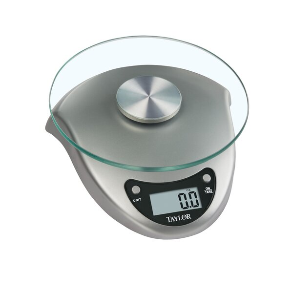 Digital Kitchen Scale by Taylor