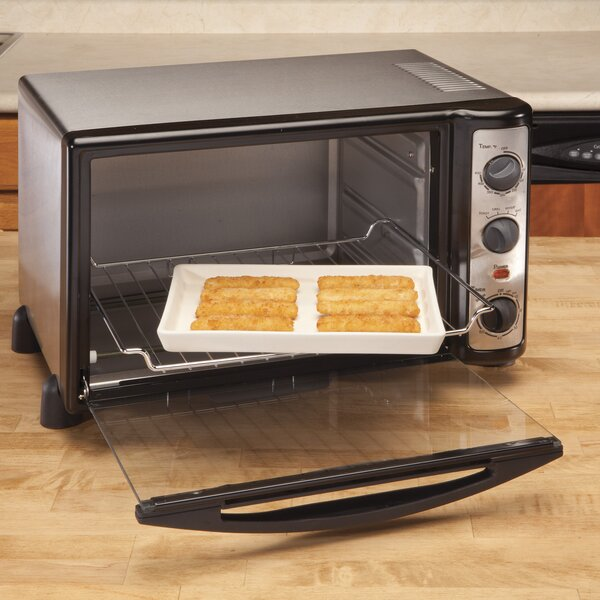 Non-Stick Toaster Oven Cooking Stone by Miles Kimball