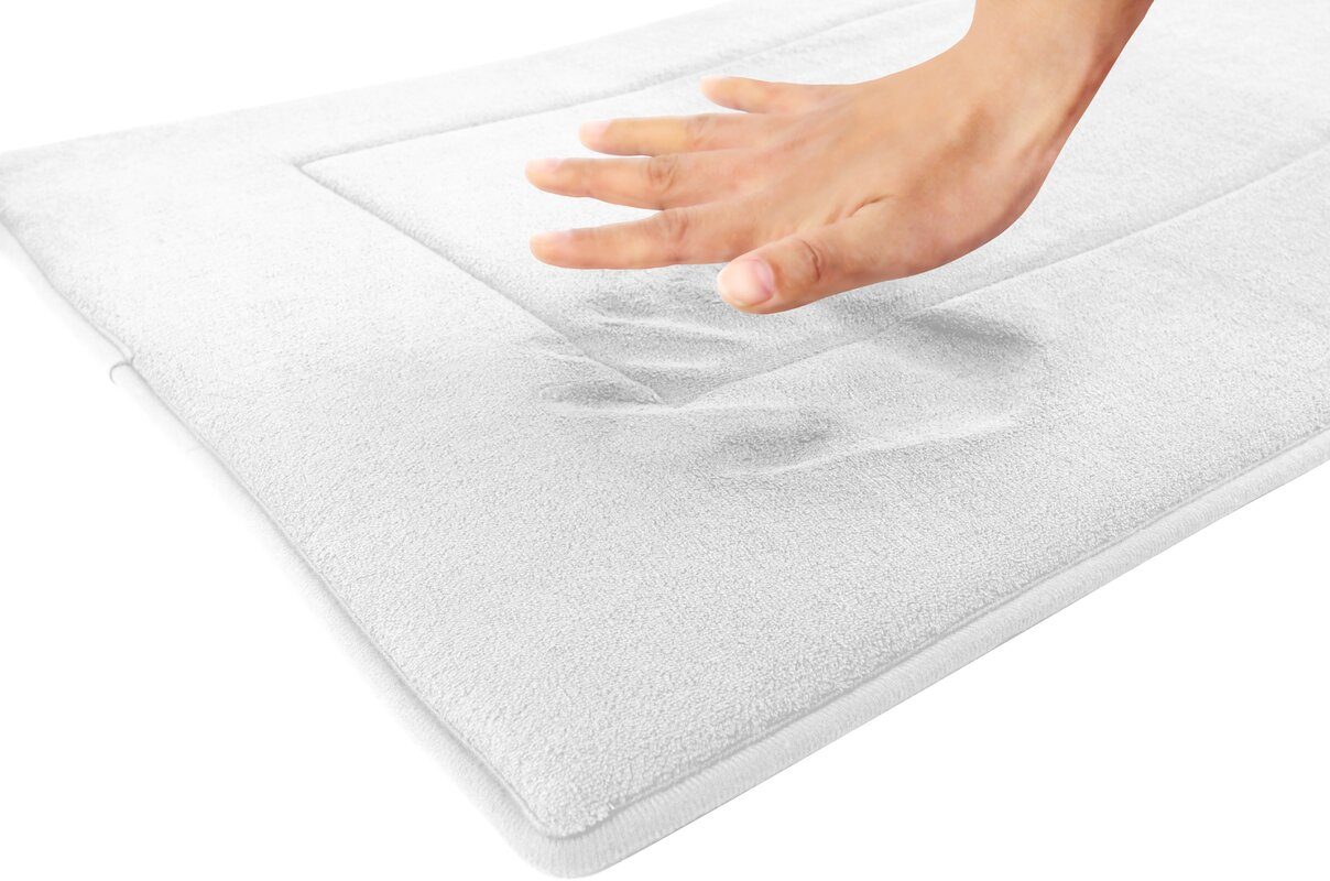 Fabbrica Home Memory Foam Kitchen Mat & Reviews | Wayfair