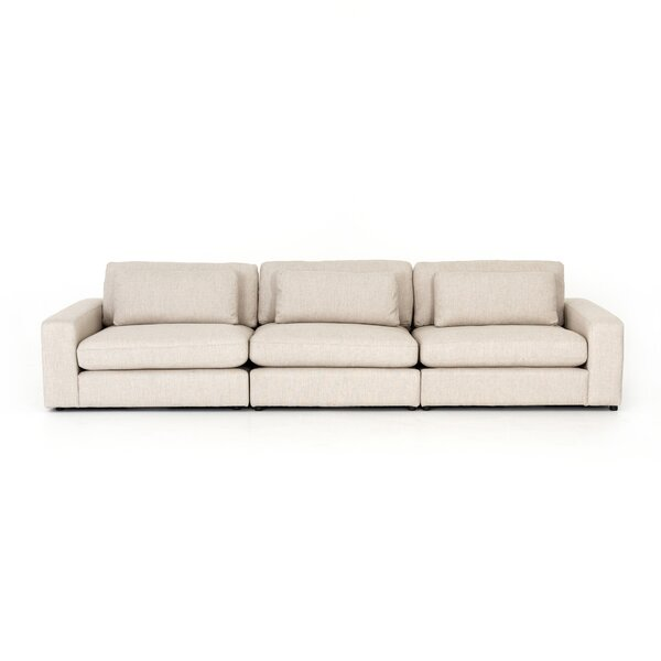 Doutzen 3 Piece Sectional by Brayden Studio