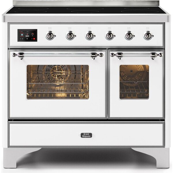 Majestic II 40 3.82 cu. Ft. Freestanding Electric Range