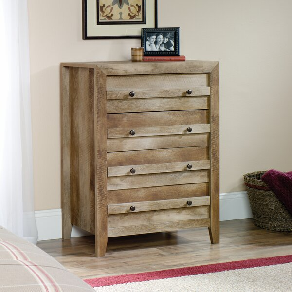 Riddleville 4 Drawer Chest by Greyleigh